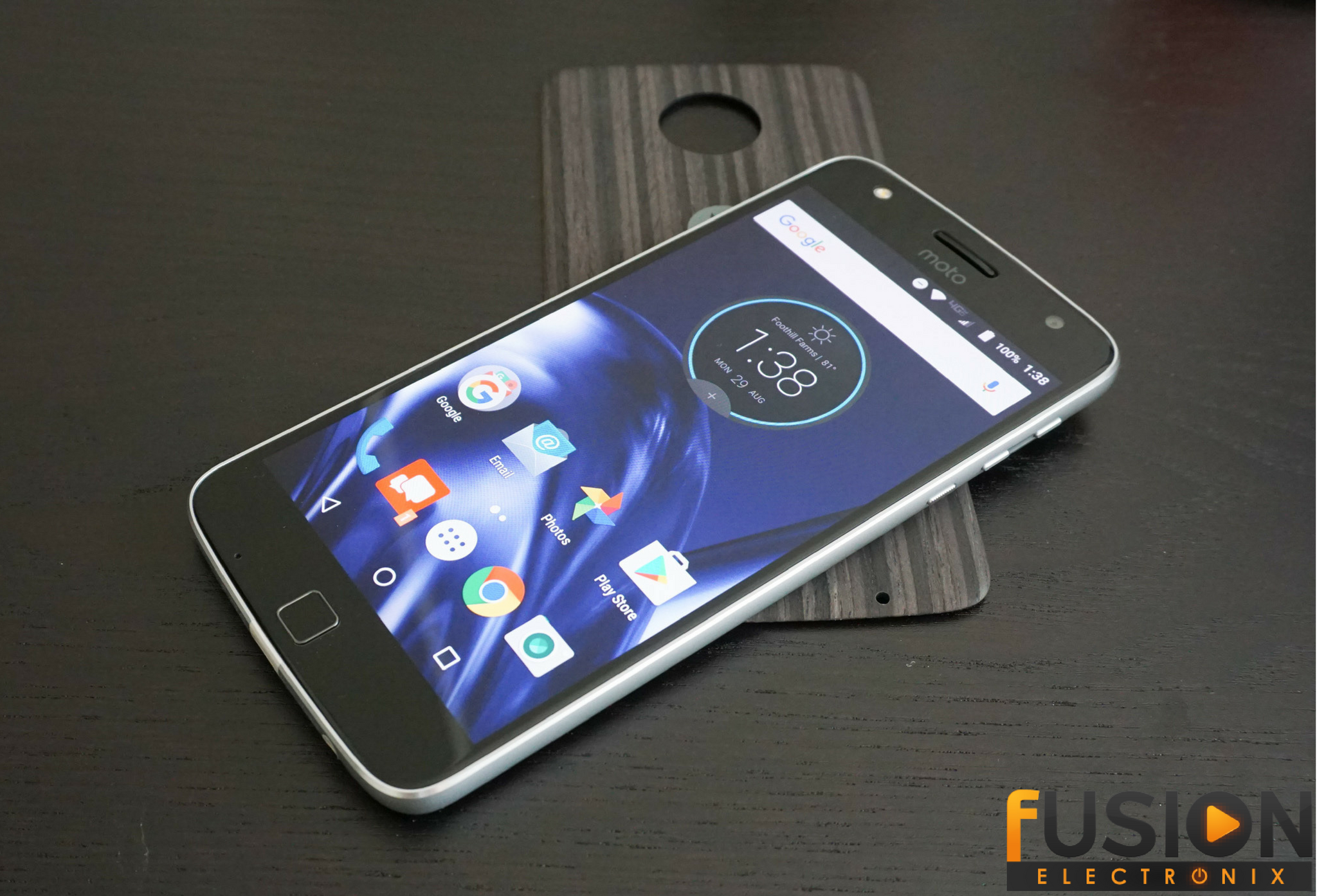 The Moto Z Play, the Motorola Moto Z and the Moto Z2 Force Edition