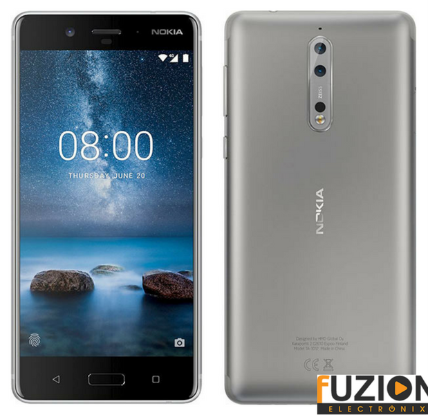 Nokia 8: Style and Elegance on the Go