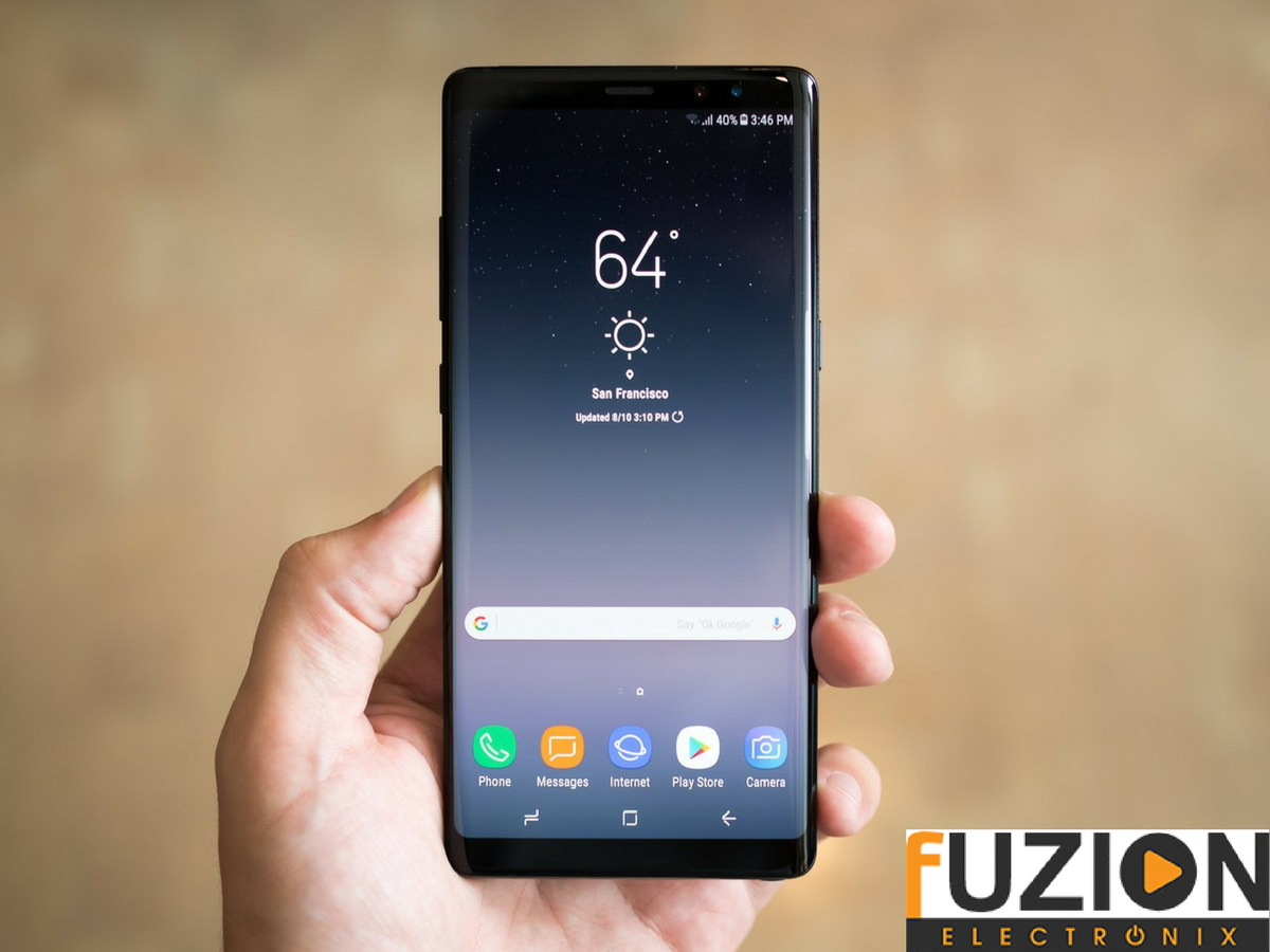 Samsung Galaxy Note 8: Bigger, Bolder & Better!